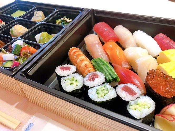 握り鮨弁当イメージ