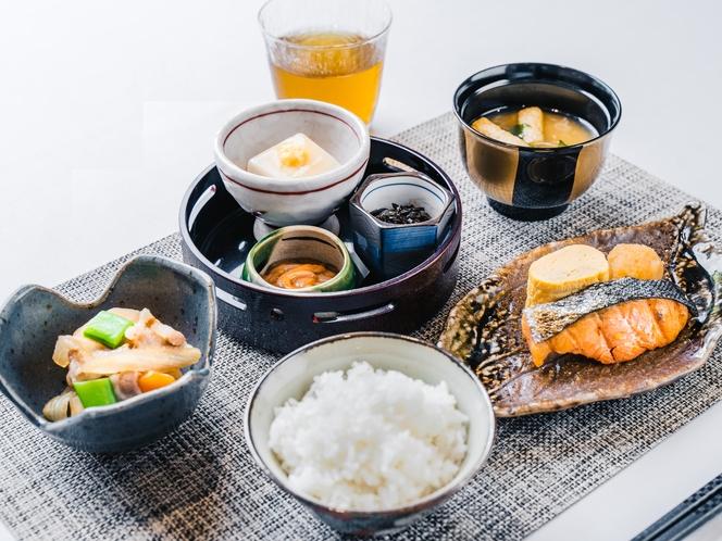 お子様和朝食セット(宴会個室)※イメージ