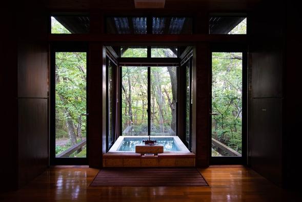 床暖房付き!スタイリッシュな貸別荘で優雅にステイ♪ リゾートハウス(赤松平A79)