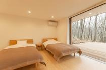 無印良品陽の家NASU 02_寝室
