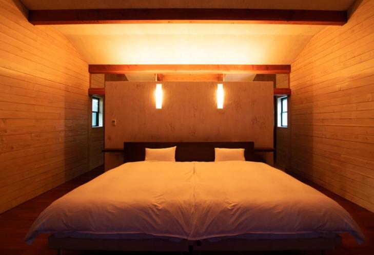 リゾートハウスC_寝室