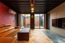 デザイナーズハウスA03_リビング