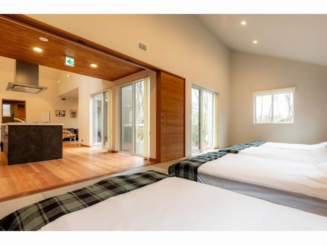 GRAN MAISON_寝室