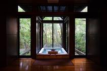 リゾートハウスC_浴室