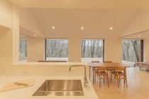 無印良品陽の家NASU 02_キッチン