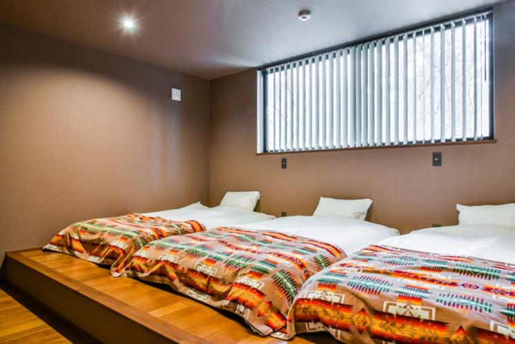 THE SPIRALシリーズⅡ_寝室