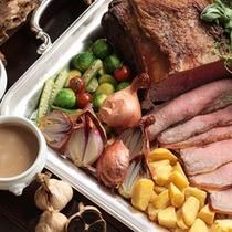 ブッフェイメージ信州や上州の美味しいを沢山!! 40種類のシーズン