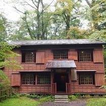 【観光スポット・旧軽井沢】 軽井沢ショー記念礼拝堂
