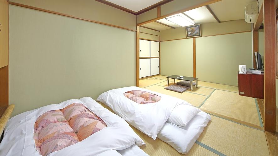 *【和室】6名様まで一緒に泊まれる和室