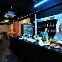 1Fレストラン「アジアンダイニング ララ」
