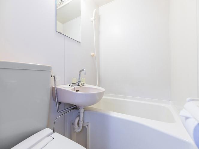 和室2〜4名様向け バスルーム