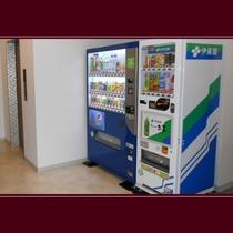 自動販売機(各階)