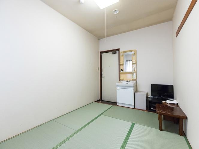 和室1名様向け(バストイレなし)
