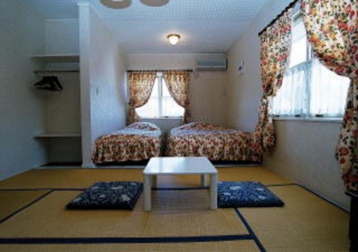 本館和洋室204号室