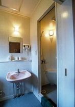 本館客室シャワールーム