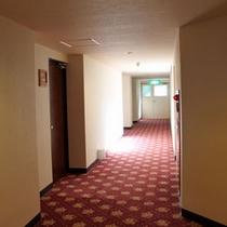 G-客室廊下