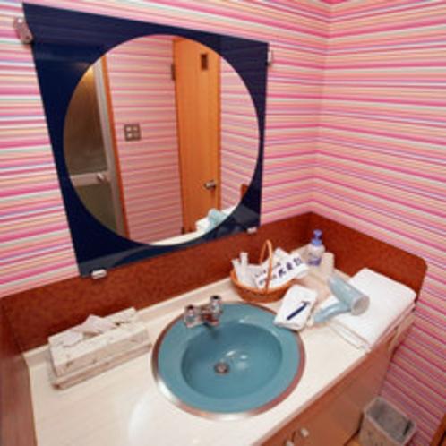 G-客室洗面処