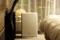 【全室設置】加湿・空気清浄機