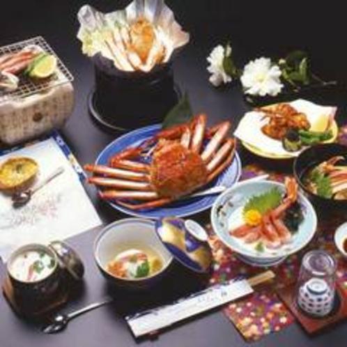 *カニづくし201012