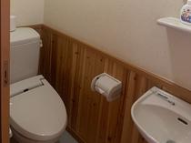 禁煙4畳半トイレ付客室