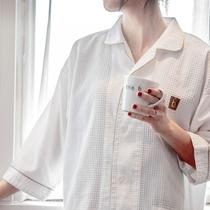 <イメージ>着心地のいいナイトウェアでリラックス。上質なフリーコーヒーもどうぞ