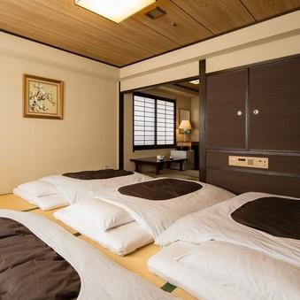連泊専用◆禁煙和室◆(8畳) Wi-Fi完備