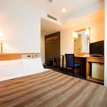 セミダブルB(12平米 ベッド幅120㎝)