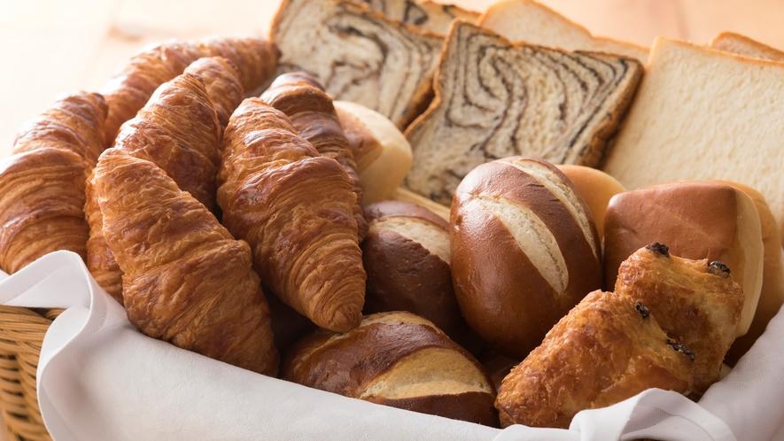 焼きたてパン クロワッサンが人気です。