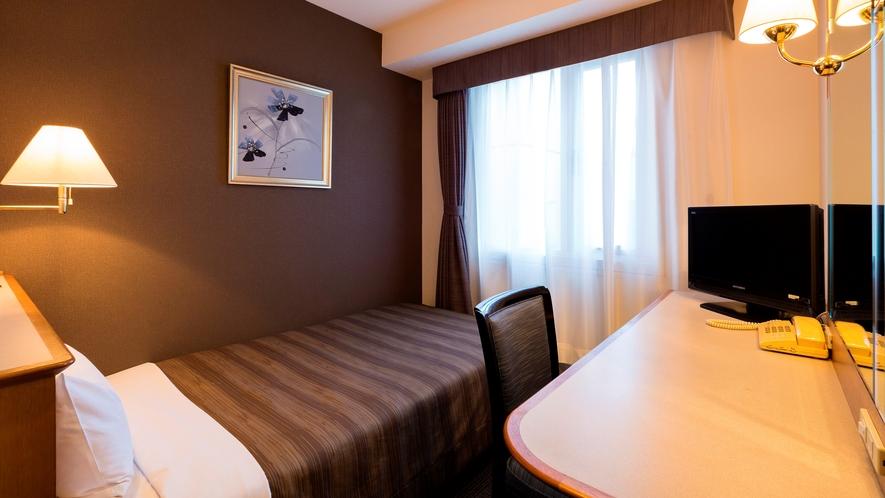 シングルC(11平米 ベッド幅110㎝)