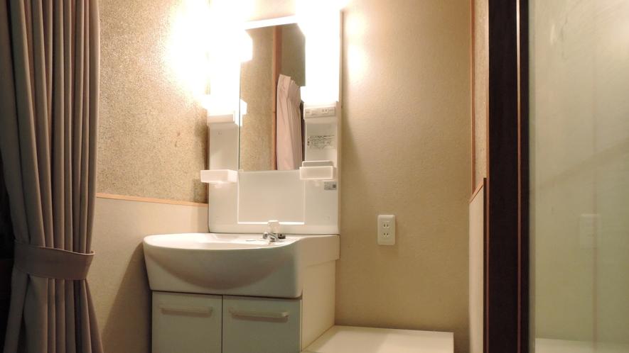*【本館和室一例】洗面所
