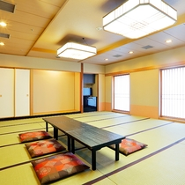 室内例:21畳のお部屋