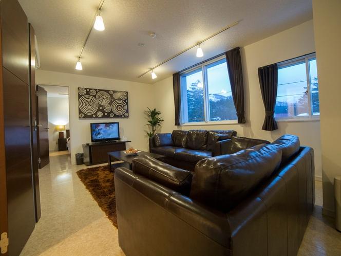 e1Condo brown 1 lounge 1
