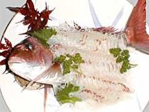 そてつや四季の活魚料理