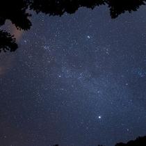 **星取県★当館から車で20分ほどの南部町は有名な天体観測スポットです。
