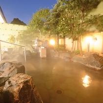 *大浴場 5:露天風呂