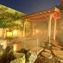 *大浴場 3:露天風呂