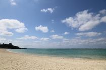 長浜ビーチ砂浜