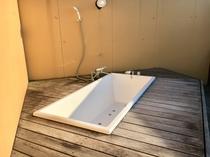 【フグ】客室露天風呂