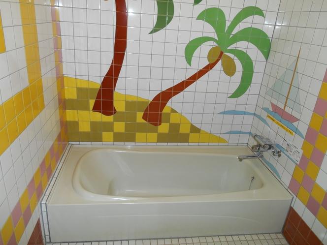 客室【カツオ】浴室
