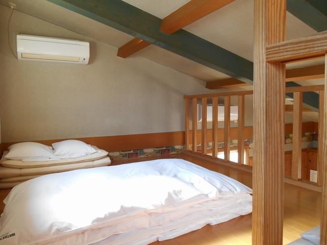 【カツオ】ロフト寝室