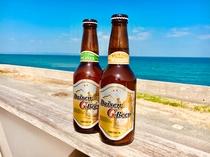地ビール☆これからの時期にいかがでしょうか?大仙鳥のBBQに付いてきます♪