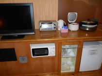客室(うなぎ)テレビ・他設備