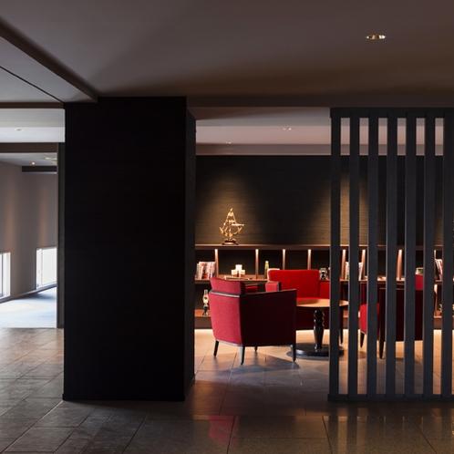 【のぐち文庫】当館10階にございます。寛ぎのスペースで読書をお楽しみ下さい。