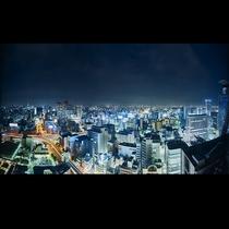 客室からの夜景Ⅱ