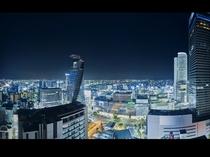 客室からの眺望Ⅰ(ステーションサイド)