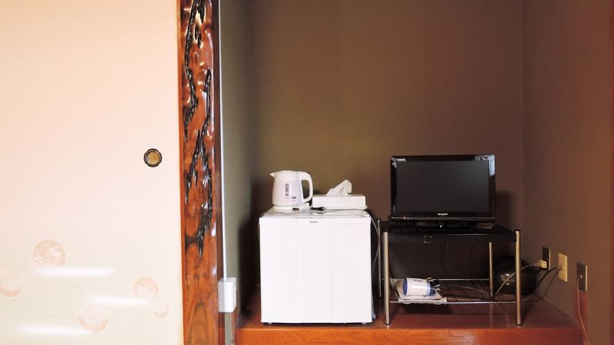 *客室設備