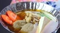 秋刀魚尽くしプラン一例◆サンマのつみれ汁