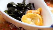 気仙沼の名産となっているホヤ貝 5月中旬から8月初旬が美味しい旬の時期