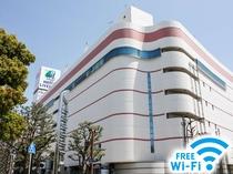 ホテルリブマックス浜松駅前 外観