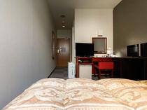 シングルルーム☆☆空気清浄機、電子レンジ全室完備♪♪